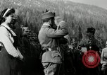 Image of Austrian Emperor Charles Austria, 1917, second 8 stock footage video 65675040015