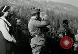 Image of Austrian Emperor Charles Austria, 1917, second 9 stock footage video 65675040015