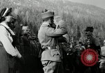Image of Austrian Emperor Charles Austria, 1917, second 10 stock footage video 65675040015