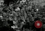 Image of German children after World War I Weisbaden Germany, 1919, second 2 stock footage video 65675040016
