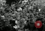 Image of German children after World War I Weisbaden Germany, 1919, second 3 stock footage video 65675040016
