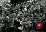 Image of German children after World War I Weisbaden Germany, 1919, second 6 stock footage video 65675040016