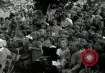 Image of German children after World War I Weisbaden Germany, 1919, second 8 stock footage video 65675040016