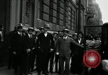 Image of peace treaty Berlin Germany, 1921, second 8 stock footage video 65675040018