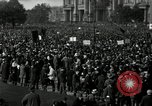 Image of German crowd Berlin Germany, 1918, second 1 stock footage video 65675040019