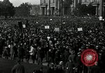 Image of German crowd Berlin Germany, 1918, second 2 stock footage video 65675040019
