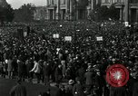 Image of German crowd Berlin Germany, 1918, second 3 stock footage video 65675040019