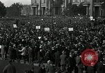 Image of German crowd Berlin Germany, 1918, second 4 stock footage video 65675040019