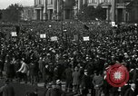 Image of German crowd Berlin Germany, 1918, second 5 stock footage video 65675040019