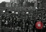 Image of German crowd Berlin Germany, 1918, second 6 stock footage video 65675040019