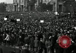 Image of German crowd Berlin Germany, 1918, second 7 stock footage video 65675040019