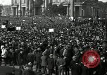 Image of German crowd Berlin Germany, 1918, second 9 stock footage video 65675040019