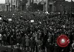 Image of German crowd Berlin Germany, 1918, second 10 stock footage video 65675040019