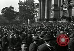 Image of German crowd Berlin Germany, 1918, second 11 stock footage video 65675040019