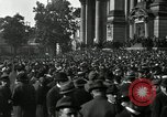 Image of German crowd Berlin Germany, 1918, second 12 stock footage video 65675040019