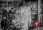 Image of French actress Sarah Bernhardt France, 1912, second 10 stock footage video 65675040021