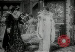 Image of French actress Sarah Bernhardt France, 1912, second 11 stock footage video 65675040021