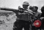 Image of American soldiers  train with Lewis gun France, 1918, second 3 stock footage video 65675040034