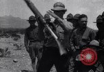Image of American soldiers  train with Lewis gun France, 1918, second 10 stock footage video 65675040034