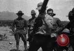 Image of American soldiers  train with Lewis gun France, 1918, second 11 stock footage video 65675040034