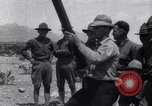 Image of American soldiers  train with Lewis gun France, 1918, second 12 stock footage video 65675040034