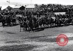 Image of American troops on parade United States USA, 1917, second 2 stock footage video 65675040038