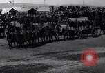 Image of American troops on parade United States USA, 1917, second 4 stock footage video 65675040038
