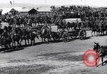 Image of American troops on parade United States USA, 1917, second 6 stock footage video 65675040038