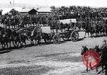 Image of American troops on parade United States USA, 1917, second 7 stock footage video 65675040038