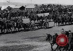 Image of American troops on parade United States USA, 1917, second 8 stock footage video 65675040038