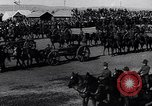 Image of American troops on parade United States USA, 1917, second 9 stock footage video 65675040038