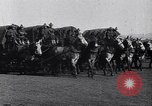 Image of American troops on parade United States USA, 1917, second 10 stock footage video 65675040038
