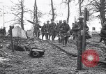 Image of American troops Western Front European Theater, 1918, second 2 stock footage video 65675040042