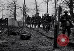 Image of American troops Western Front European Theater, 1918, second 3 stock footage video 65675040042
