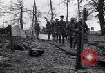 Image of American troops Western Front European Theater, 1918, second 5 stock footage video 65675040042