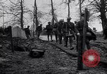 Image of American troops Western Front European Theater, 1918, second 8 stock footage video 65675040042