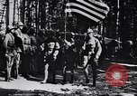 Image of Camp Franco-Americain France, 1917, second 5 stock footage video 65675040045