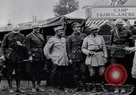 Image of Camp Franco-Americain France, 1917, second 11 stock footage video 65675040045