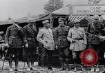 Image of Camp Franco-Americain France, 1917, second 12 stock footage video 65675040045