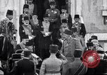 Image of Turkish and German leaders in World War I Turkey, 1915, second 2 stock footage video 65675040048