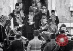 Image of Turkish and German leaders in World War I Turkey, 1915, second 3 stock footage video 65675040048