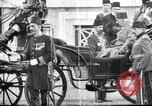 Image of Turkish and German leaders in World War I Turkey, 1915, second 4 stock footage video 65675040048