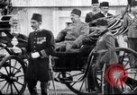 Image of Turkish and German leaders in World War I Turkey, 1915, second 5 stock footage video 65675040048
