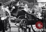 Image of Turkish and German leaders in World War I Turkey, 1915, second 7 stock footage video 65675040048