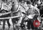 Image of Turkish and German leaders in World War I Turkey, 1915, second 9 stock footage video 65675040048