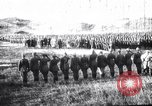 Image of French President Poincare Western Front European Theater, 1915, second 1 stock footage video 65675040049