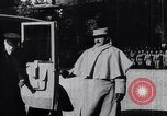 Image of French President Poincare Western Front European Theater, 1915, second 7 stock footage video 65675040049