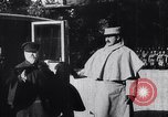 Image of French President Poincare Western Front European Theater, 1915, second 8 stock footage video 65675040049