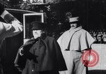 Image of French President Poincare Western Front European Theater, 1915, second 9 stock footage video 65675040049