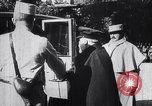 Image of French President Poincare Western Front European Theater, 1915, second 10 stock footage video 65675040049